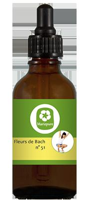 Une Aide Efficace Pour Maigrir Les Fleurs De Bach 51